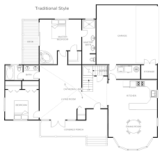 make a house plan exle image house plan traditional home 1234
