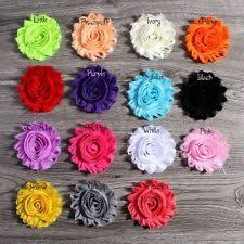 flowers for headbands shabby flowers multi purpose craft supplies ebay