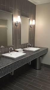 public restroom shannon ketron tile industrial bathrooms pintere