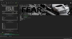 teamspeak design teamspeak3 explore teamspeak3 on deviantart