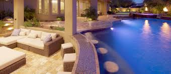phoenix landscaping design pool builders pool remodeling with pic
