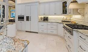 semi custom kitchen cabinets the best semi custom cabinets for your naples home