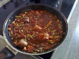 cuisiner les lentilles vertes recette de lentilles vertes du puy à la tomate