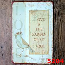 love is the garden of my soul