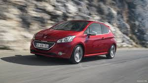 peugeot 208 red peugeot 208 gti photos photogallery with 107 pics carsbase com