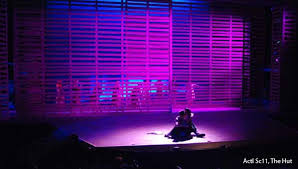 what is the best lighting for communicating theatrical lighting design