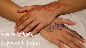 top 7 tips on how to remove henna and jagua stains from the skin