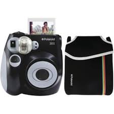 polaroid instant 300 polaroid instant 300 estojo preto c磚mara anal祿gica compre