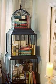 your home a chic decor by reusing your old bird cage in 25 ways