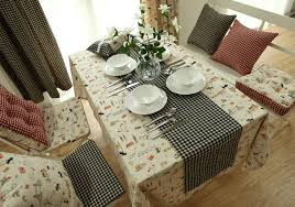 tablecloth for oval dining table tablecovers