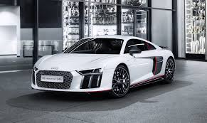 audi unveils nürburgring 24 hours inspired r8