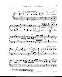 4 impromptus d 935 schubert franz imslp petrucci music