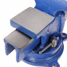 6 Inch Bench Vise 6 Inch 150mm Jaw Clamp Swivel Base Bench Vice Vise For Workbench