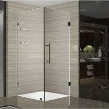 28 Shower Door Aston Aquadica Gs 32 In X 32 In X 72 In Frameless Square Shower
