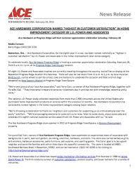 ace hardware annual report ace hardware progress ridge customer appreciation event beaverton