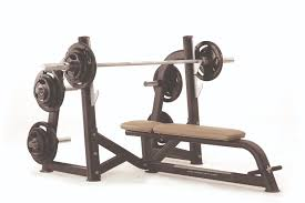 olympic bench press horizontal origin