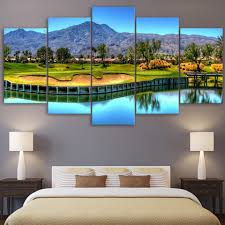 online buy wholesale golf art paintings from china golf art
