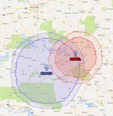 Omaha Zip Code Map Hometown Tv Coverage Map