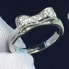 cincin emas putih putih emas berlian cincin mounting beli murah putih emas berlian