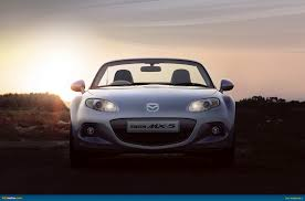 mada car ausmotive com 2013 mazda mx 5 facelift revealed