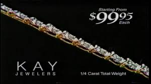 kays jewelers kay jewelers commercial 2000 youtube