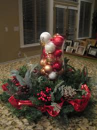 christmas hurricane centerpieces pictures to pin on pinterest