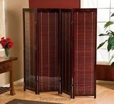 shutter room divider ebay
