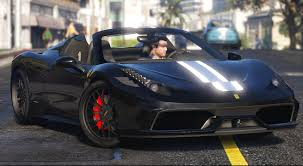 fake ferrari 458 ferrari 458 speciale aperta add on gta5 mods com