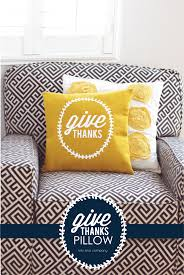 thanksgiving give thanks give thanks pillow tutorial thanksgiving decor kiki u0026 company