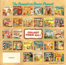 berenstein bears books best 25 berenstain bears ideas on bernstein