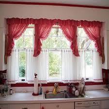 Elegant Kitchen Curtains Kitchen Elegant Red Kitchen Valances Red Kitchen Valances Red