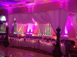 dais draping aviance event planning and lounge decor nj