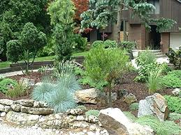 On The Rocks Garden Grove Rocks In Garden If You Only Think Bulbs Or Rock Garden
