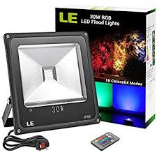 Color Changing Flood Lights Meikee 50w Remote Control Rgb Led Flood Lights Color Changing