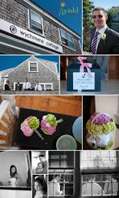 Pink Beach Club And Cottages by Nina Eric Wychmere Beach Club Harwich Port Massachusetts