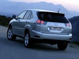 lexus suv 2003 lexus rx300 2003 2004 2005 2006 suv 2 поколение xu30