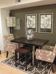 dining room ideas for apartments best 25 apartment dining rooms ideas on lighting for