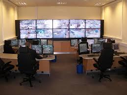 Control Room Desk Case Studies Intech Solutions