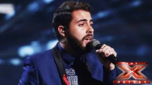 Sia Singing Chandelier Live Andrea Faustini Sings Sia S Chandelier Live Week 8 The X