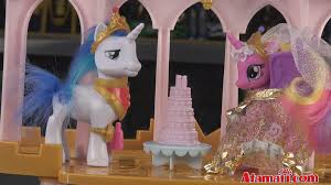 mlp wedding castle mlp wedding castle playset from the hub channel show my l flickr