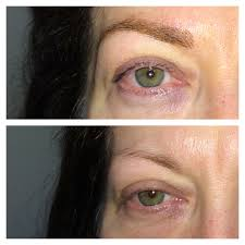 New Eyebrow Tattoo Technique Cosmetic Tattooing Perth Nishe Belle Beauty Rooms U0026 Beauty On