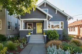 ideas bungalow house colors inspirations bungalow house exterior