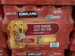 Costco Dog House Kirkland Signature Cuts And Gravy Dog Food