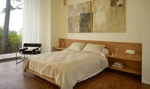 Bedroom Decorating Ideas With White Comforter Bedroom Attractive Parquet Flooring Room With Black Furry Rug And