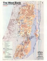 West Bank Map The Wizard U0027s Daughter January 2016