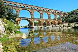 route ad 66 road tripping the roman ruins of southern france