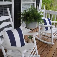 White Wood Outdoor Furniture by Furniture How To Fill Your Patio To Make It More Attractive With