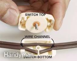 how to install an in line cord switch family handyman
