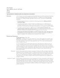 logistics resume objective chemistry major resume resume for your job application was responsible for resume ypsalon