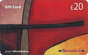 20 gift card nandos gift cards my gift cards